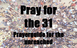 Pray for the 31