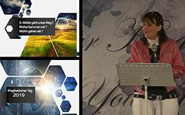 Video – Prophetische Botschaft für 2019 – Monika Flach