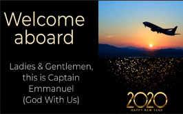 Welcome aboard, Emmanuel!